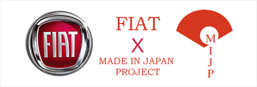 PRODUCT JAPAN / FIAT × MADE IN JAPAN PROJECT